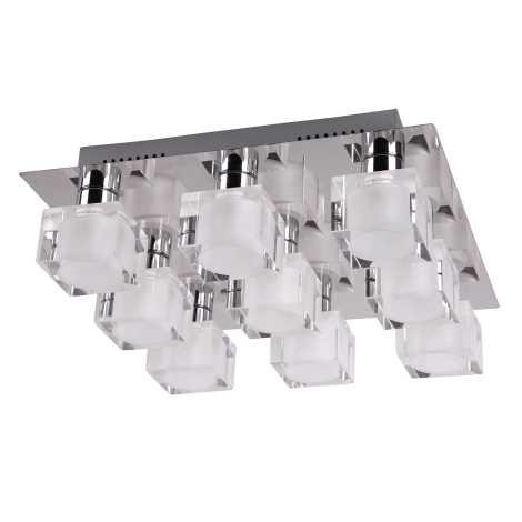Rabalux 2962 - Stropní svítidlo DIAMOND 9xG9/28W/230V
