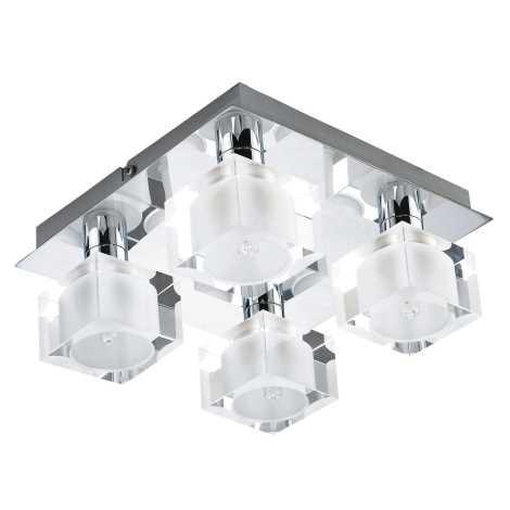 Rabalux 2964 - Stropní svítidlo DIAMOND 4xG9/28W/230V