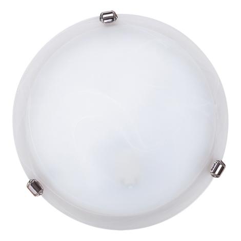 Rabalux 3202 - Stropní svítidlo ALABASTRO 1xE27/60W/230V