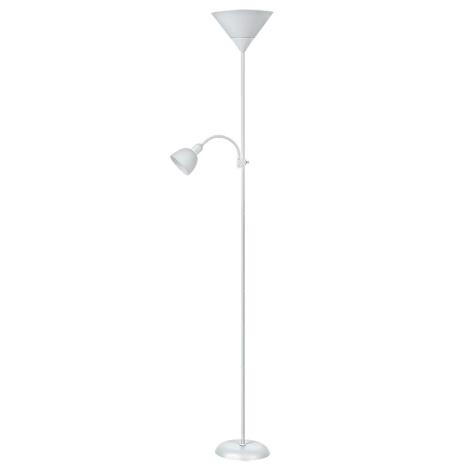 Rabalux 4061 - Stojací lampa ACTION 1xE27/100W+E14/25W