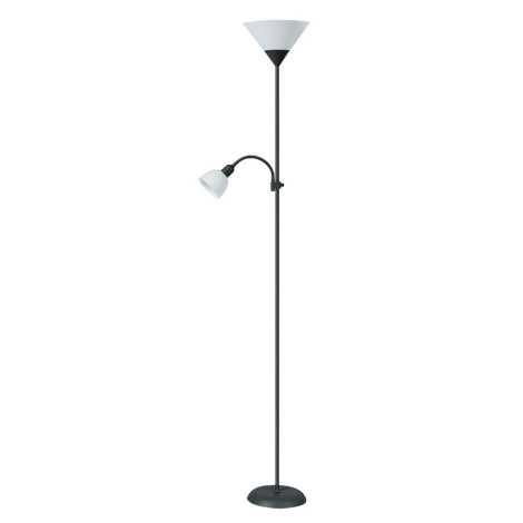 Rabalux 4062 - Stojací lampa ACTION 1xE27/100W+E14/25W