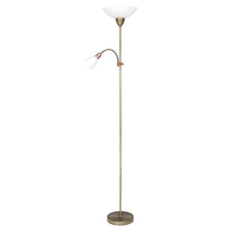 Rabalux 4068 - Stojací lampa DIANA 1xE27/60W+E14/40W