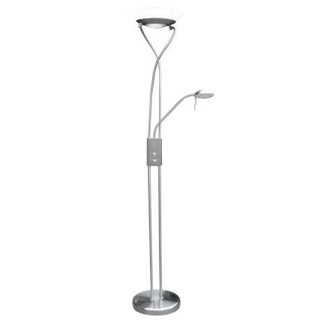 Rabalux 4077 - Stojací lampa GAMMA 1xR7s/230W + 1xG9/40W