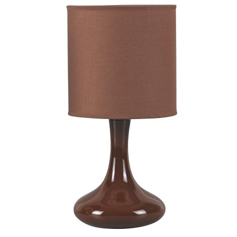 Rabalux 4242 - Stolní lampa BOMBAI 1xE14/40W/230V