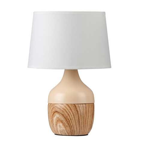 Rabalux 4370 - Stolní lampa YVETTE 1xE14/40W/230V