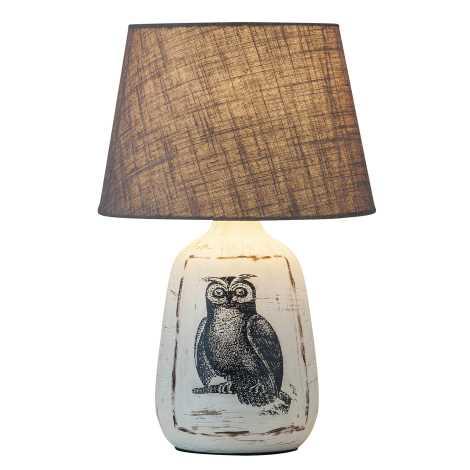 Rabalux 4373 - Stolní lampa DORA 1xE27/40W/230V