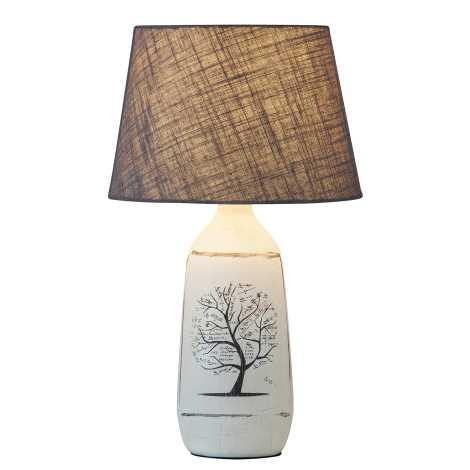 Rabalux 4374 - Stolní lampa DORA 1xE27/40W/230V