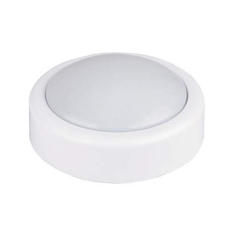 Rabalux 4703 - LED dotyková lampička PUSH LIGHT 1xLED/0,3W/2xAA