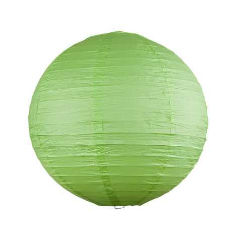 Rabalux 4891 - Stínidlo RICE zelená pr.30 cm