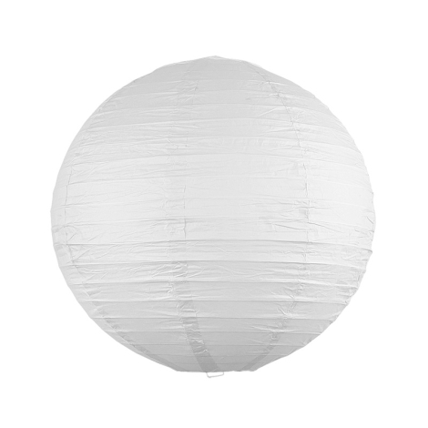 Rabalux 4894 - Stínidlo RICE bílá pr.30 cm