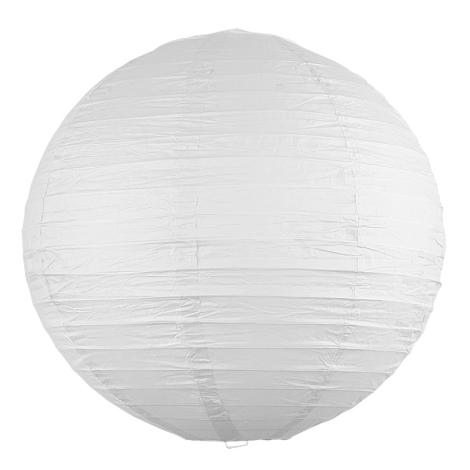 Rabalux 4898 - Stínidlo RICE bílá pr.40 cm
