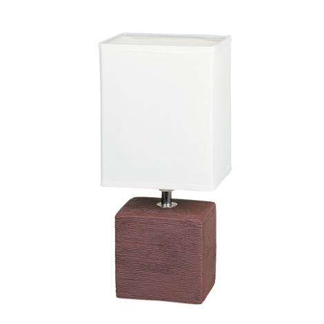 Rabalux 4928 - Stolní lampa ORLANDO 1xE14/40W/230V