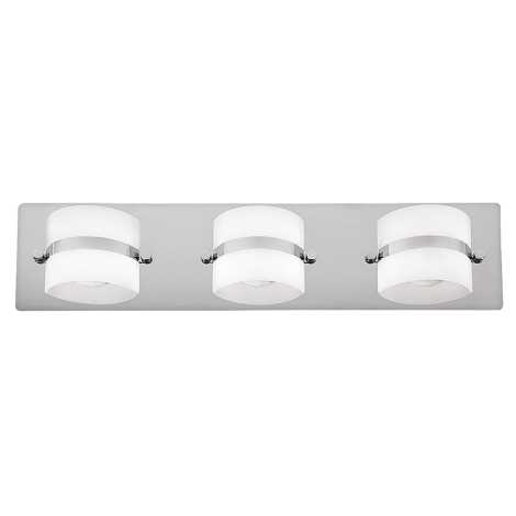 Rabalux 5491 - LED Koupelnové nástěnné svítidlo TONY 3xLED/5W/230V IP44