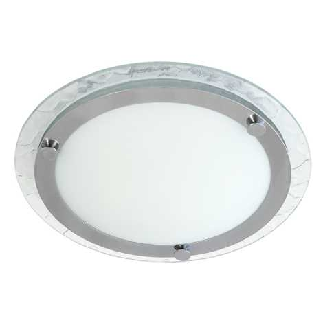 Rabalux 5834 - Koupelnové stropní svítidlo NEPTUN 1xE27/60W/230V
