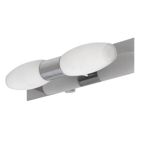 Rabalux 5842 - Koupelnové nástěnné svítidlo MANILA 2xG9/28W/230V