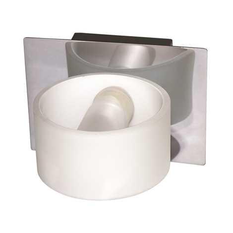 Rabalux 5843 - Koupelnové nástěnné svítidlo NICOLE 1xG9/28W/230V