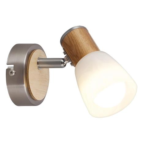 Rabalux 6486 - Bodové svítidlo GAVIN E14/40W