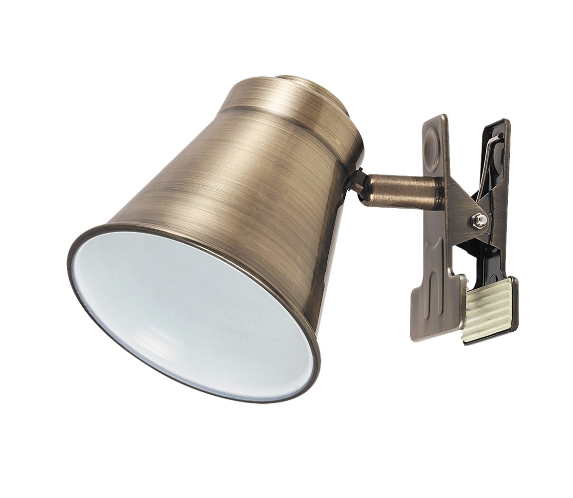 Rabalux Rabalux 6520 - Lampa s klipem MARTINA E27/15W RL6520