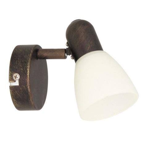 Rabalux 6591 - Bodové svítidlo SOMA 1xE14/40W/230V