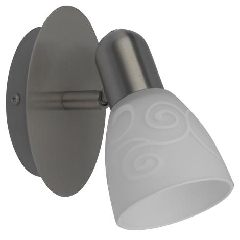 Rabalux 6635 - Bodové svítidlo HARMONY LUX E14/40W/230V