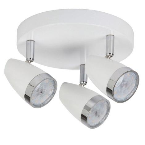 Rabalux 6668 - LED bodové svítidlo KAREN 3xLED/4W/230V