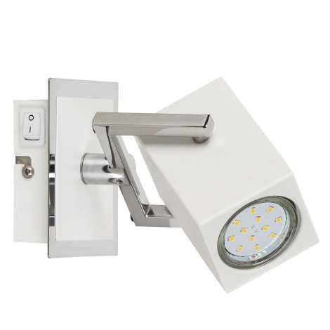 Rabalux 6737 - LED Bodové svítidlo NARA GU10/4,5W/230V