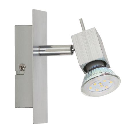 Rabalux 6757 - LED bodové svítidlo AGATA GU10/5W/230V