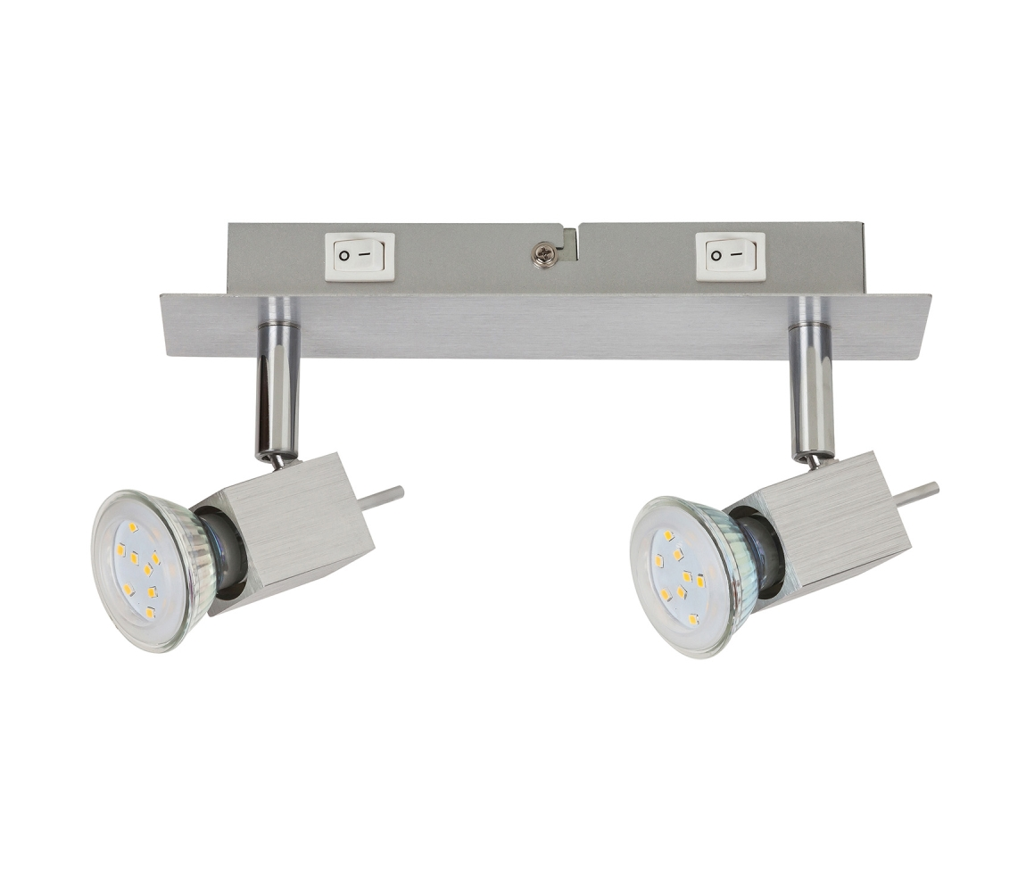 Rabalux Rabalux 6758 - LED bodové svítidlo 2xGU10/5W/230V RL6758