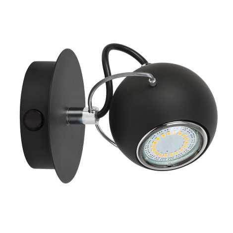 Rabalux 6825 - LED bodové svítidlo BOBBY GU10/4,5W/230V