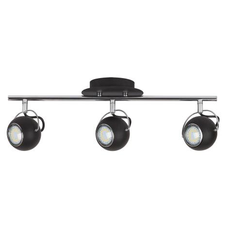 Rabalux 6827 - LED bodové svítidlo BOBBY 3xGU10/4,5W/230V