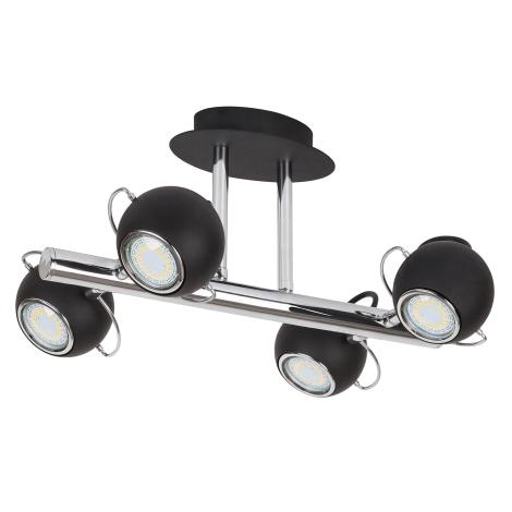 Rabalux 6829 - LED bodové svítidlo BOBBY 4xGU10/4,5W/230V