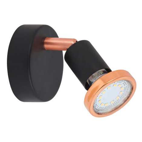 Rabalux 6846 - LED bodové svítidlo VALENTINE GU10/3W/230V