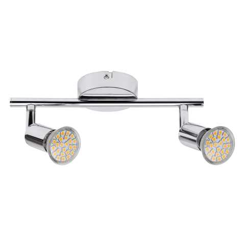 Rabalux 6987 - LED bodové svítidlo NORTON LED 2xGU10/3W/230V