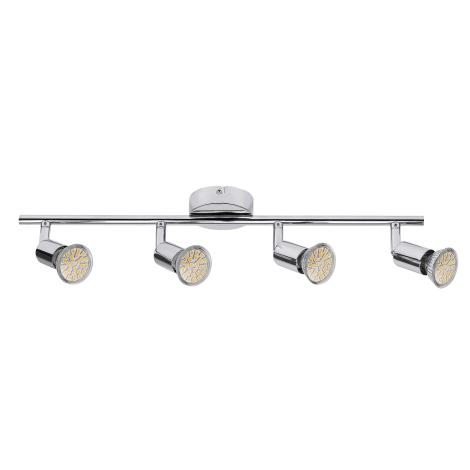 Rabalux 6988 - LED bodové svítidlo NORTON LED 4xGU10/3W/230V