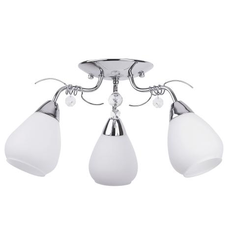 Rabalux 7293 - Stropní svítidlo FAITH LIGHT 3xE14/40W/230V
