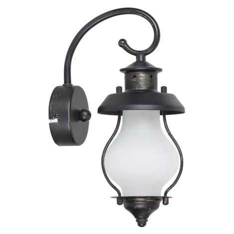 Rabalux 7347 - Nástěnné svítidlo VICTORIO C37 E14/40W/230V