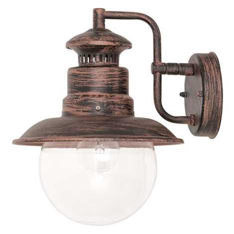 Rabalux 8163 - Venkovní nástěnné svítidlo ODESSA 1xE27/60W /230V IP44