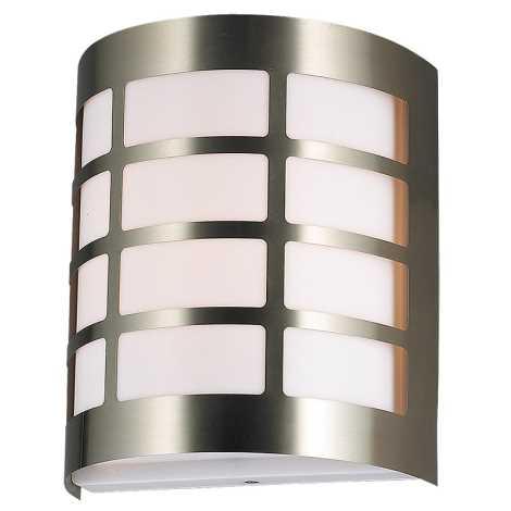 Rabalux 8199 - Venkovní nástěnné svítidlo SEVILLA 1xE27/11W/230V