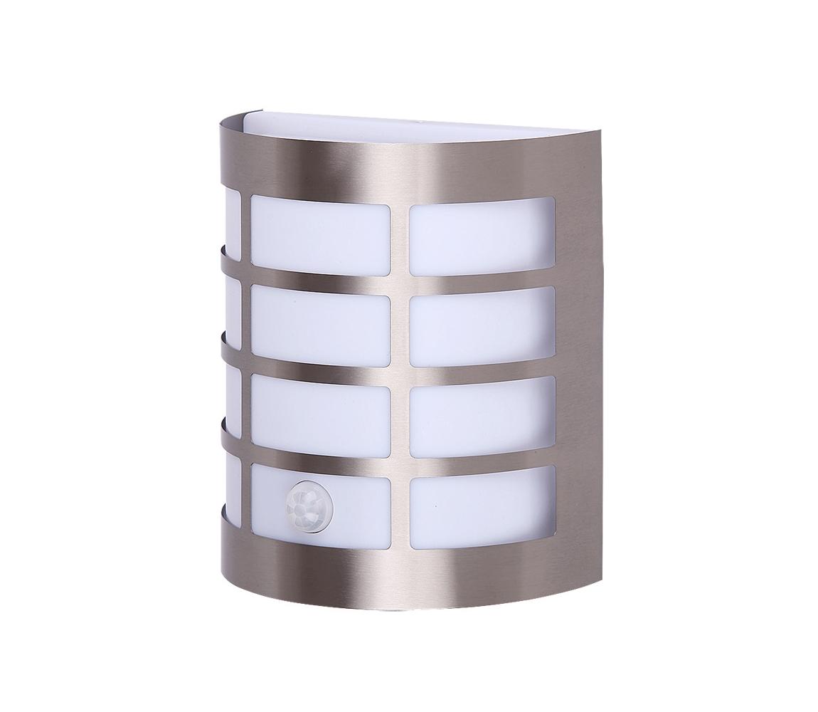 Rabalux Rabalux 8200 - Venkovní nástěnné svítidlo s čidlem SEVILLA 1xE27/11W/230V RL8200