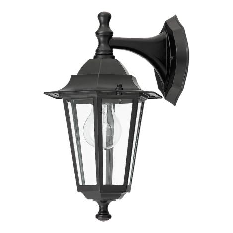 Rabalux 8202 - Venkovní nástěnné svítidlo VELENCE 1xE27/60W/230V