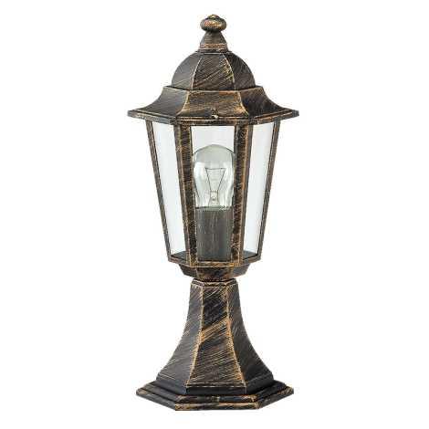 Rabalux 8236 - Venkovní lampa VELENCE 1xE27/60W/230V