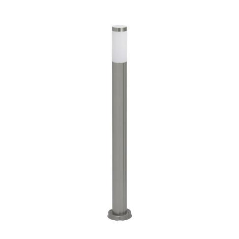 Rabalux 8265 - Venkovní lampa INOX TORCH 1xE27/60W