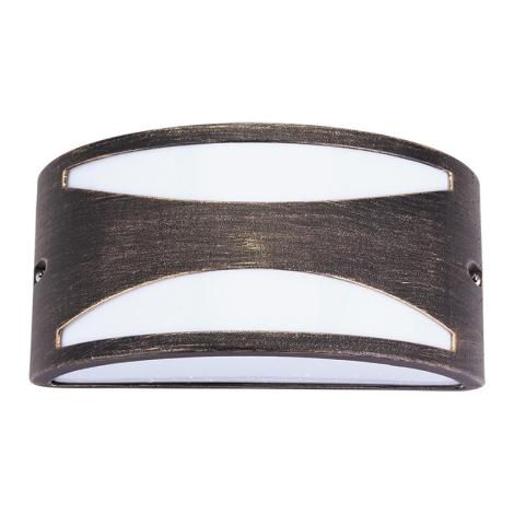 Rabalux 8510 - Venkovní nástěnné svítidlo MANHATTAN 1xE27/60W/230V