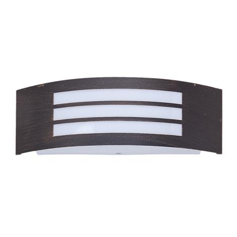 Rabalux 8511 - Venkovní nástěnné svítidlo ROMA 1xE27/14W/230V