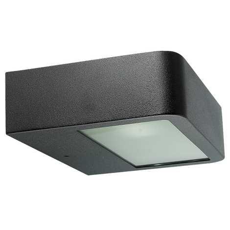Rabalux 8550 - Venkovní nástěnné svítidlo OMAHA 1xE27/11W/230V