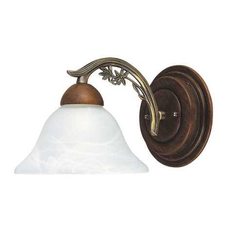 Rabalux 8611 - Nástěnné svítidlo ODETT 1xE27/40W/230V