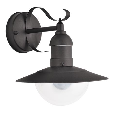 Rabalux 8680 - Venkovní nástěnné svítidlo OSLO 1xE27/60W/230V