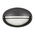 Rabalux 8689 - Venkovní nástěnné svítidlo CELL 1xE27/60W/230V černá IP54