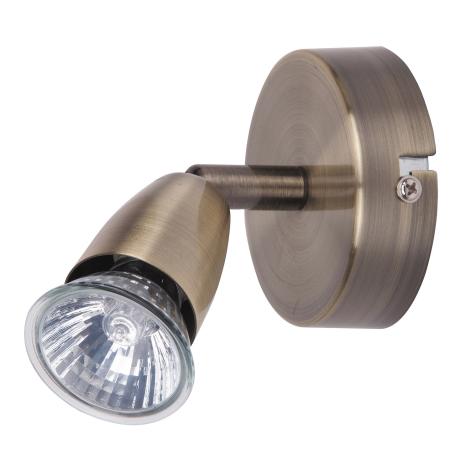 Rabalux - Bodové svítidlo 1xGU10/50W/230V