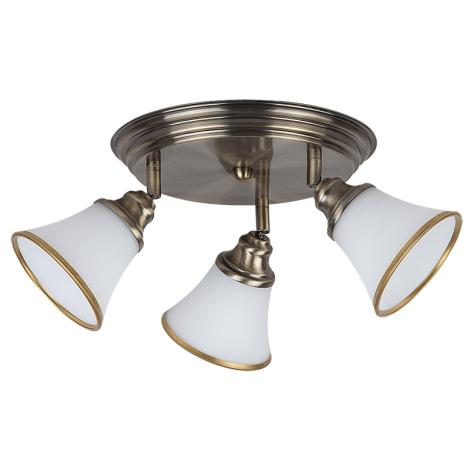 Rabalux - Bodové svítidlo 3xE14/40W/230V